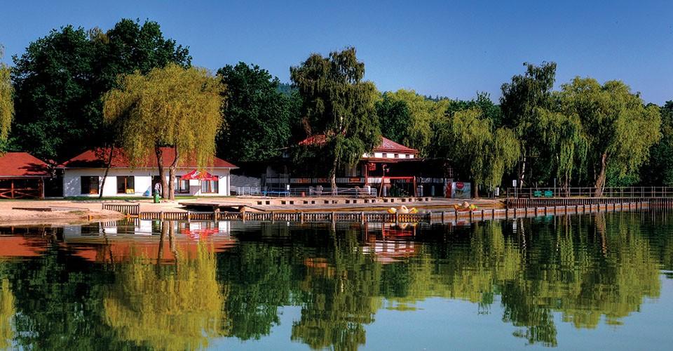 Kamencové jezero | Chomutov